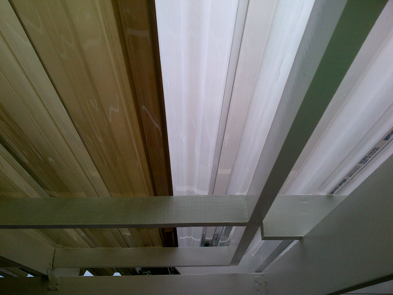 patio enclusure roof