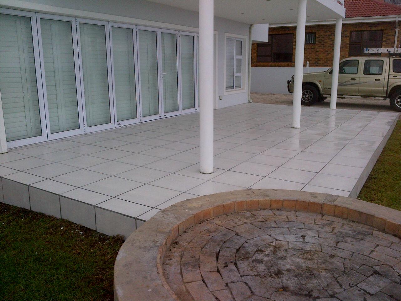 breaking up tiles in reebok