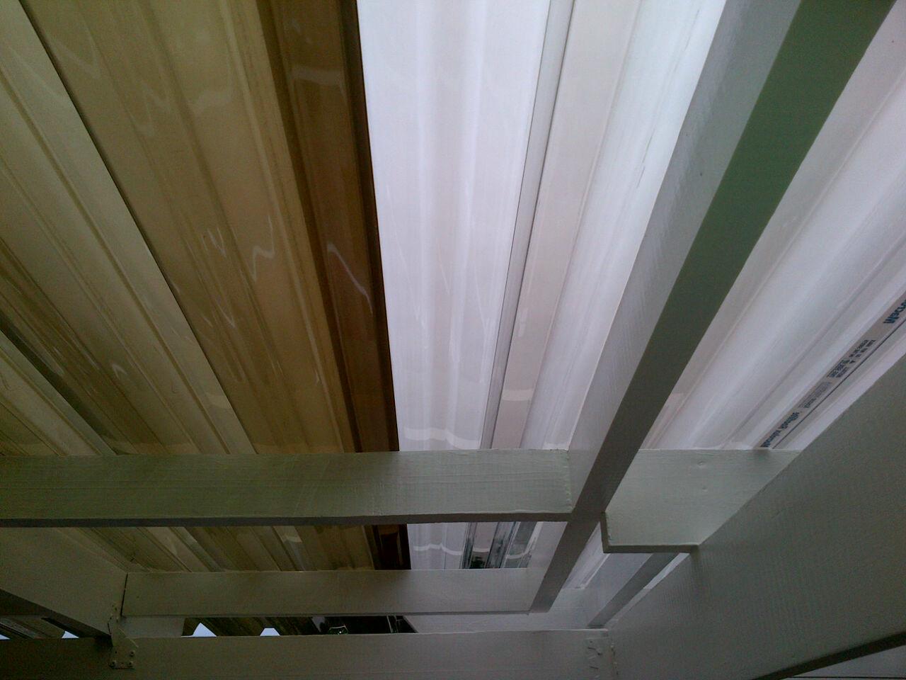patio enclusure roof