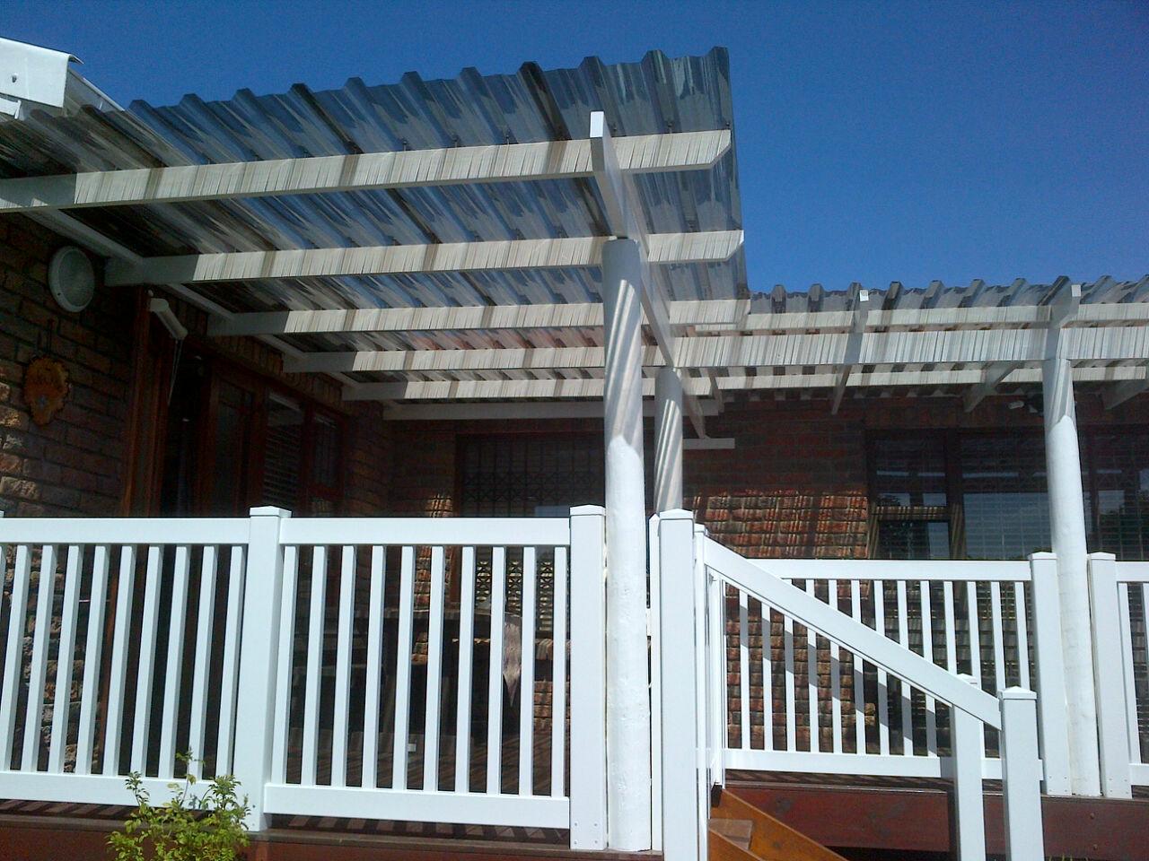 patio roof job