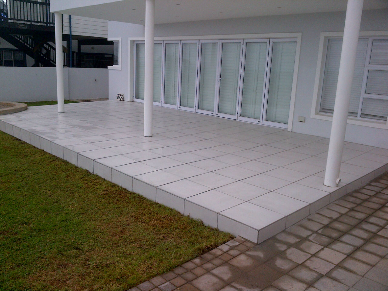 tiling job in reebok