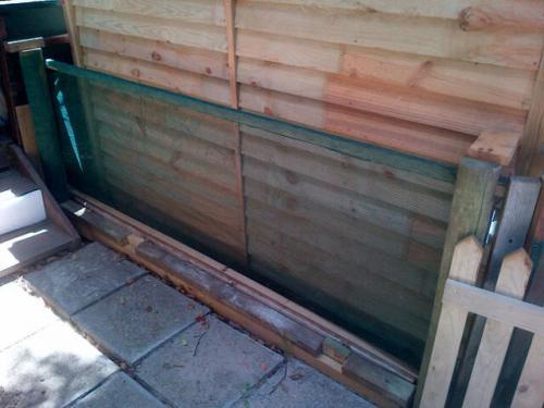 garden fencing kleinbrak