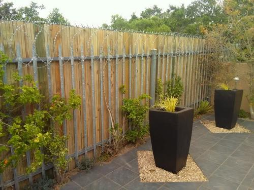garden fencing mossel bay
