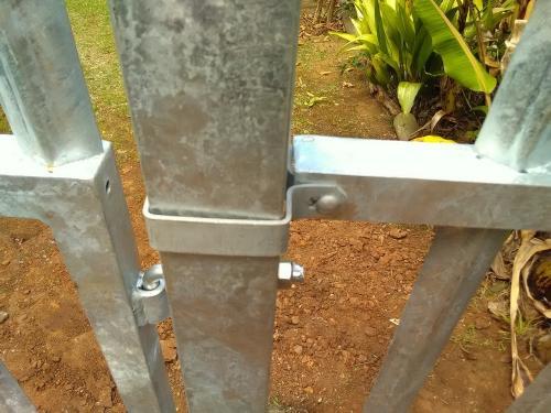 palisade fencing kleinbrak