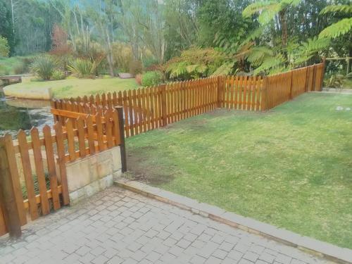 steel fencing kleinbrak