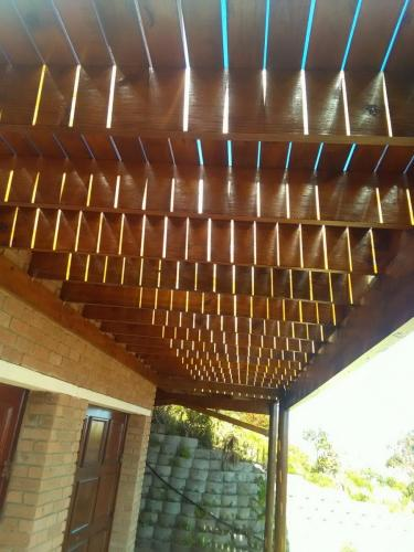 garden decking mossel bay