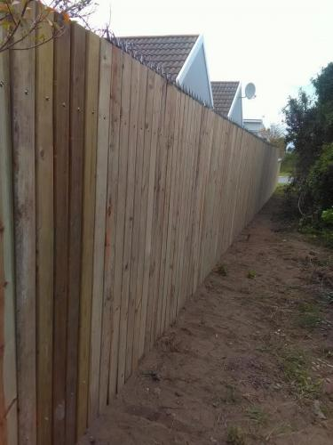 garden fencing wilderness