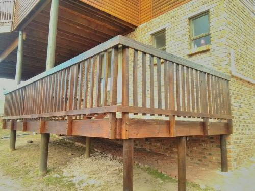 timber decking mossel bay