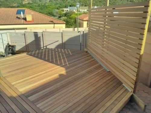 wooden decking sedgefield